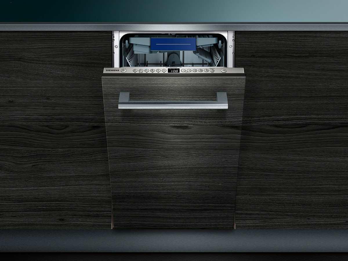 Siemens SR636X01ME Vollintegrierbarer Einbaugeschirrspüler