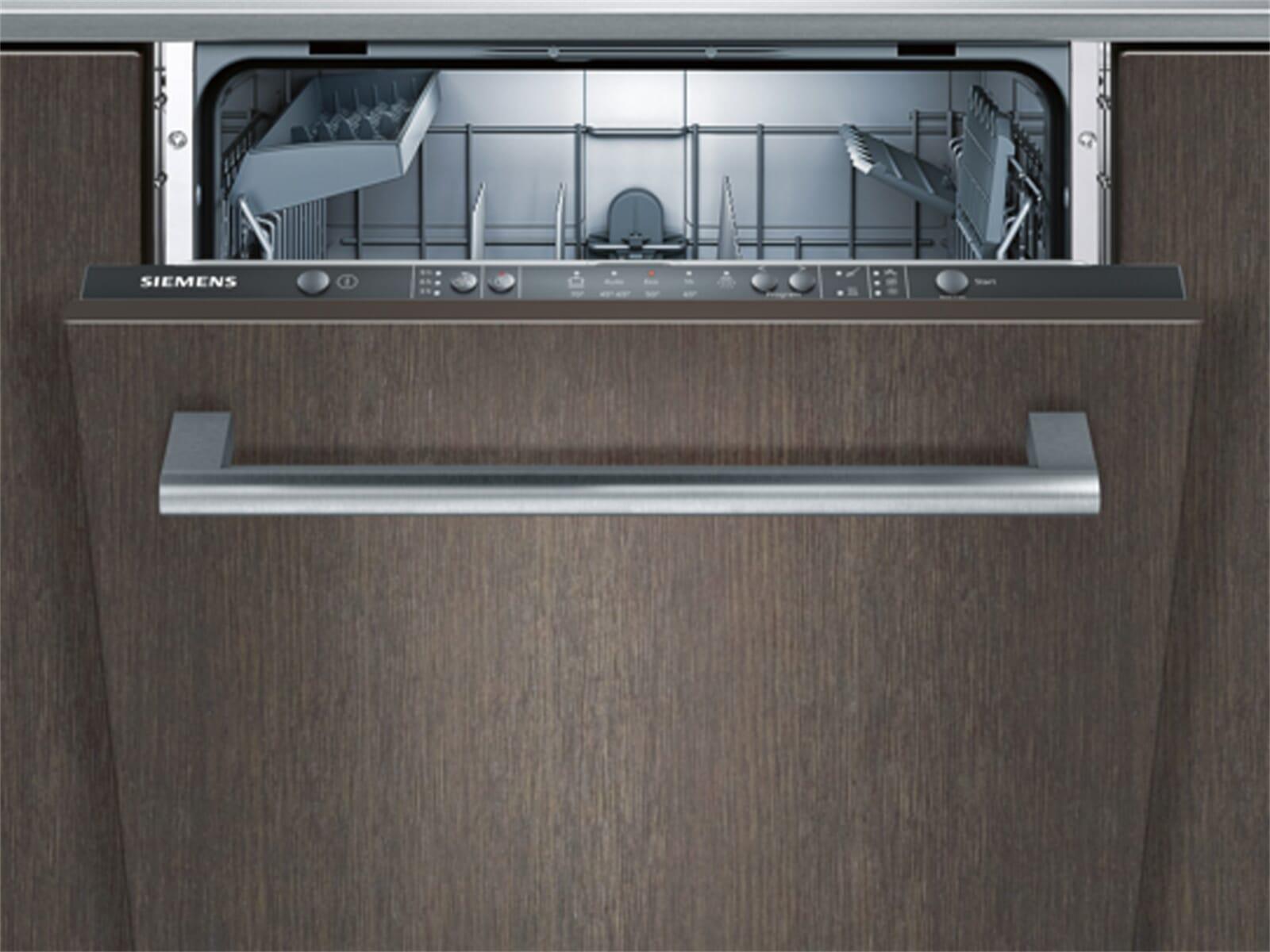 Produktabbildung Siemens SX615X00AE Einbaugeschirrspüler