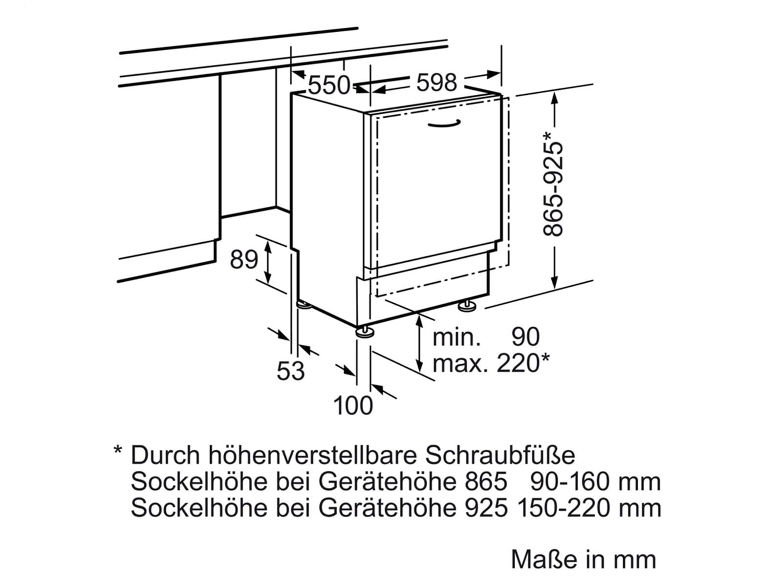 siemens sx615x00ae vollintegrierbarer einbaugeschirrsp ler xxl ebay. Black Bedroom Furniture Sets. Home Design Ideas