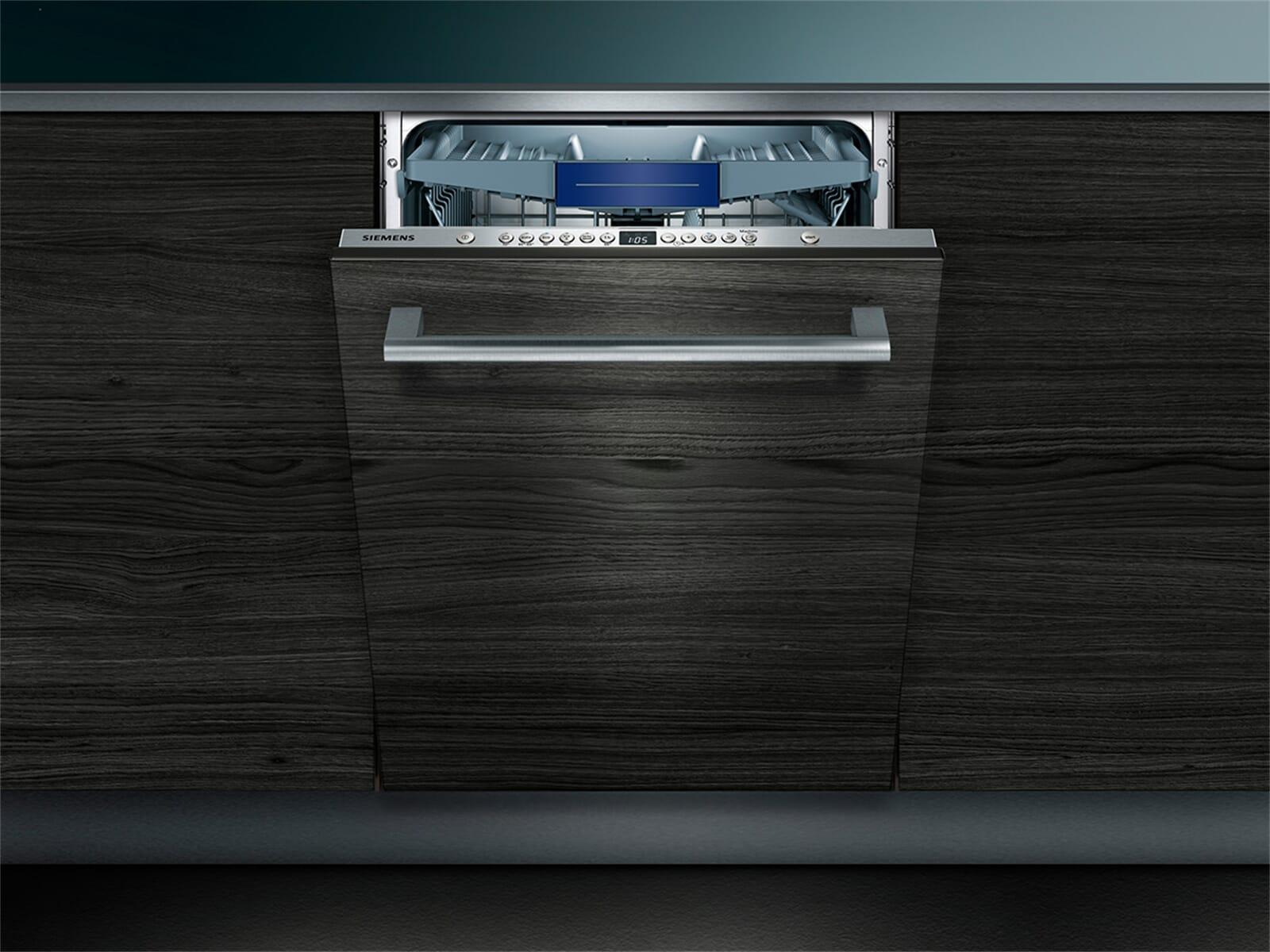 siemens sx636x01me vollintegrierbarer einbaugeschirrsp ler xxl ebay. Black Bedroom Furniture Sets. Home Design Ideas