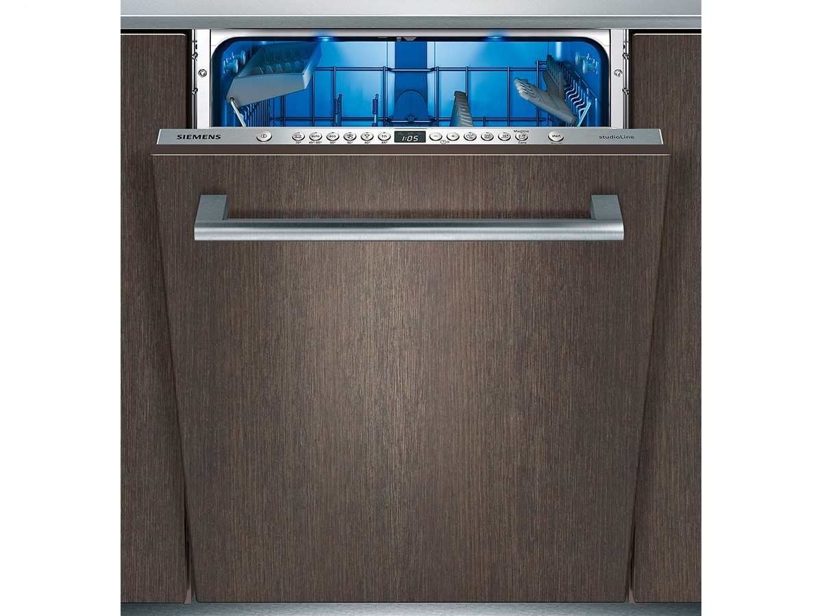 Siemens Kühlschrank Xxl : Siemens studioline sx pe vollintegrierbarer