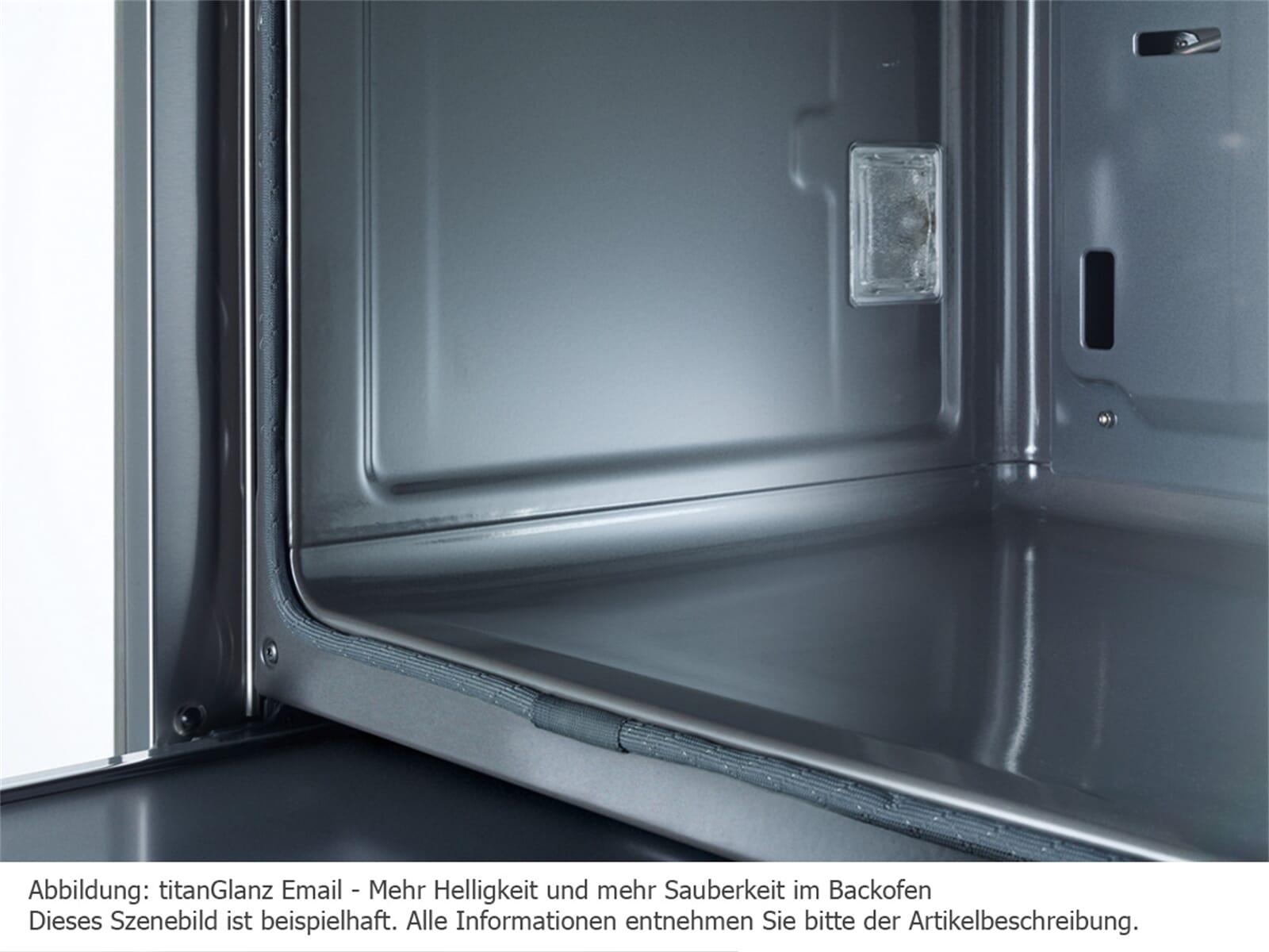 Siemens CM638GRS1 Kompakt Backofen mit Mikrowelle Edelstahl