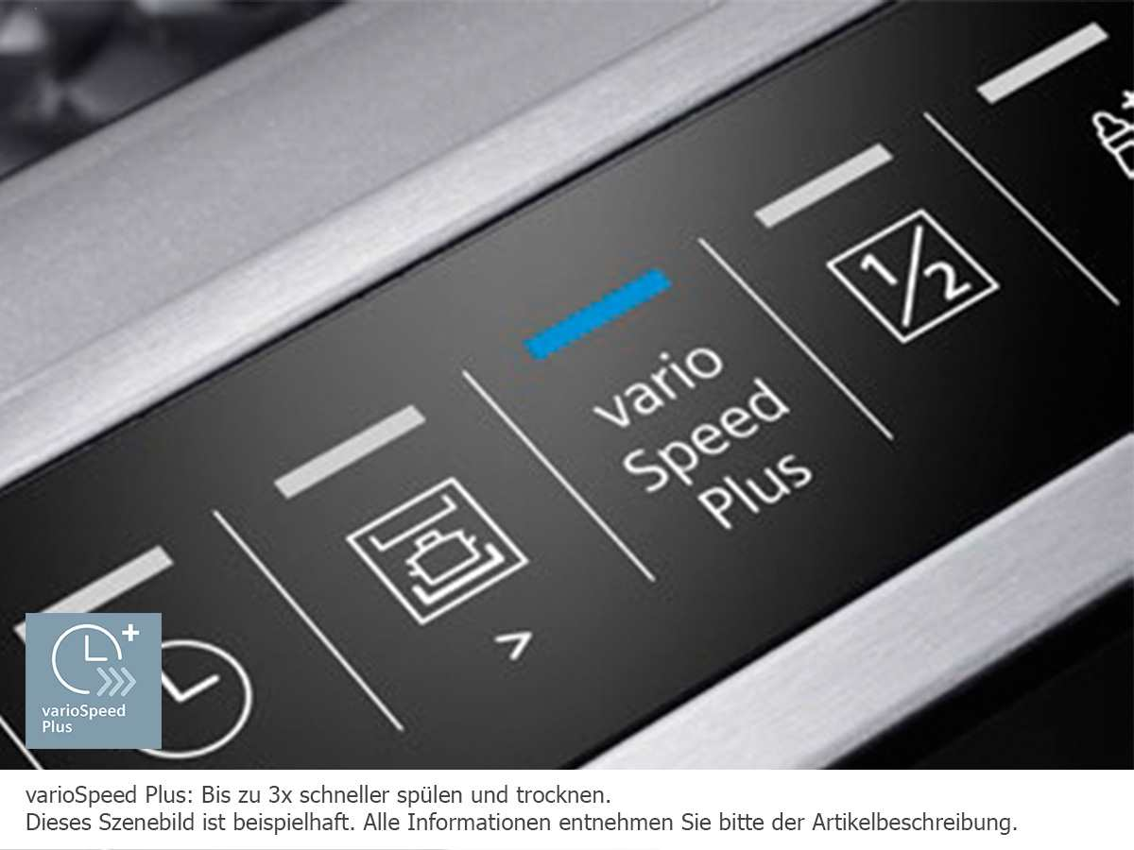 Siemens SX636X01IE Vollintegrierbarer Einbaugeschirrspüler XXL