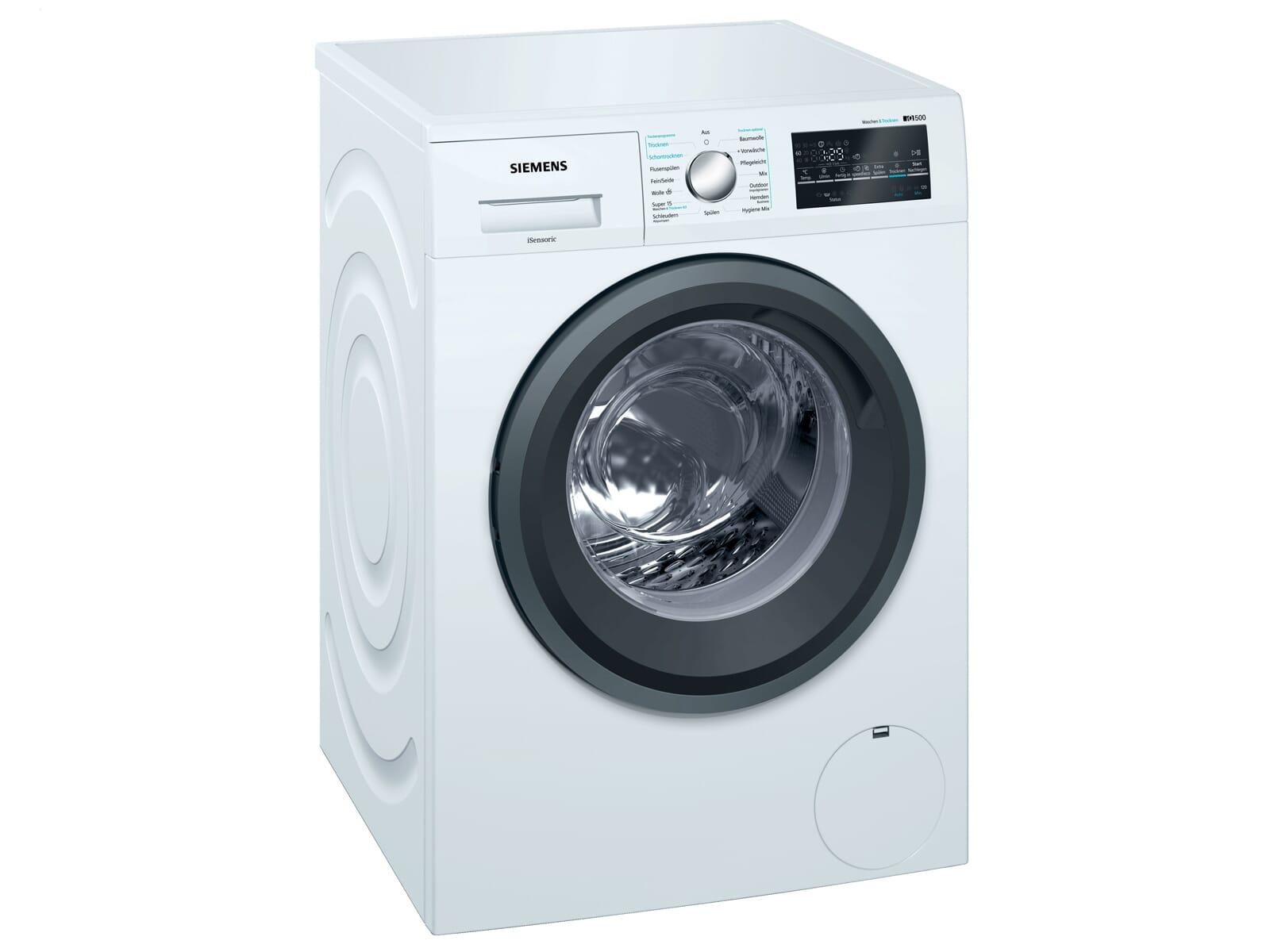 Siemens Kühlschrank Super Knopf : Siemens wd g waschtrockner weiß