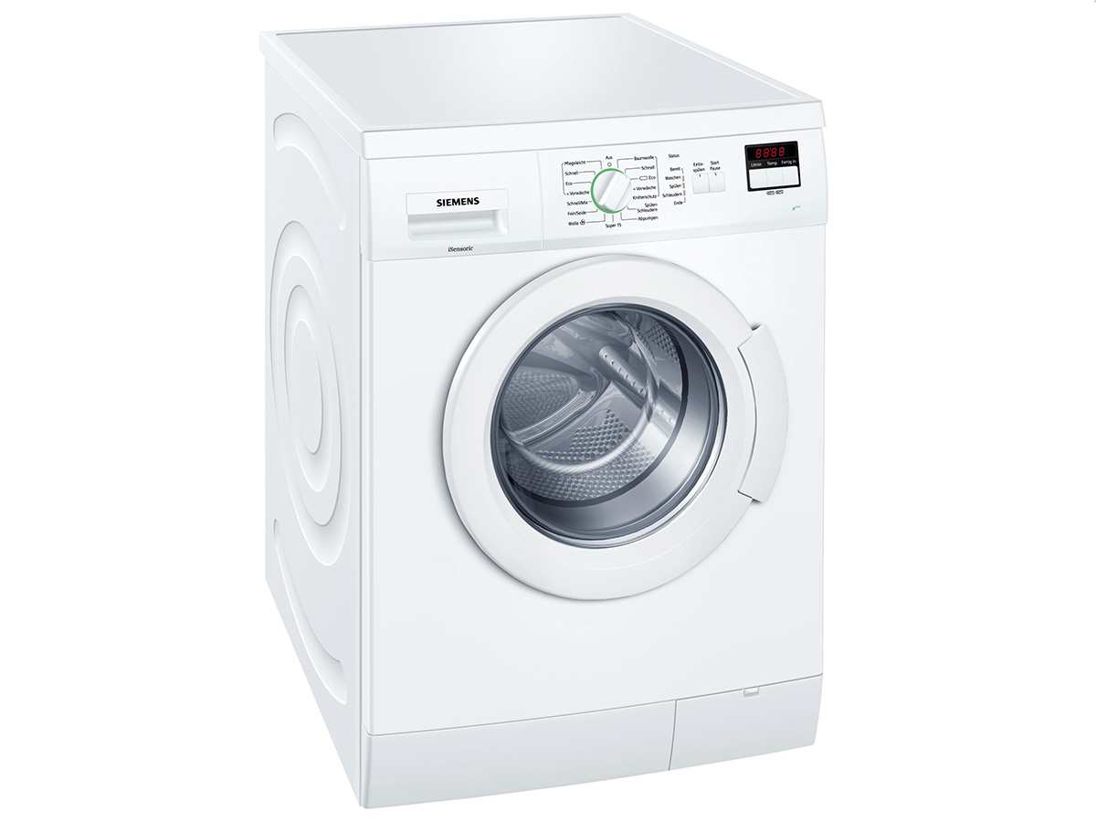 siemens wm14e220 waschmaschine wei. Black Bedroom Furniture Sets. Home Design Ideas