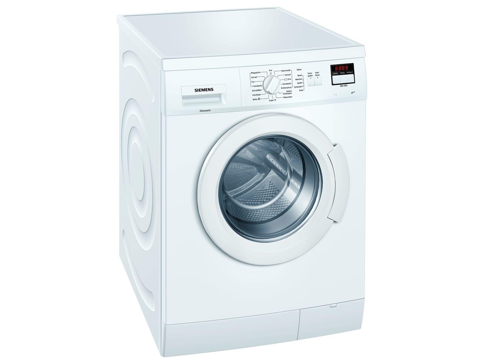 Siemens WM14E22A Waschmaschine Weiß