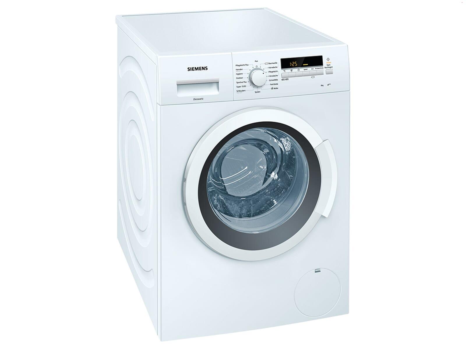 siemens wm14k2eco waschmaschine wei ebay. Black Bedroom Furniture Sets. Home Design Ideas