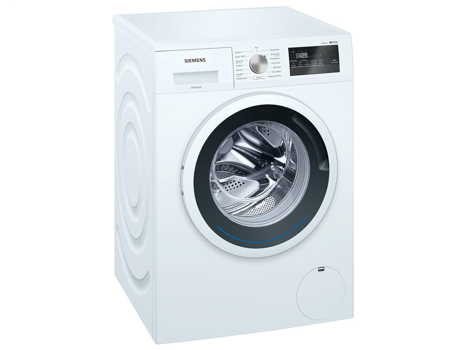 siemens wm14n121 waschmaschine wei. Black Bedroom Furniture Sets. Home Design Ideas