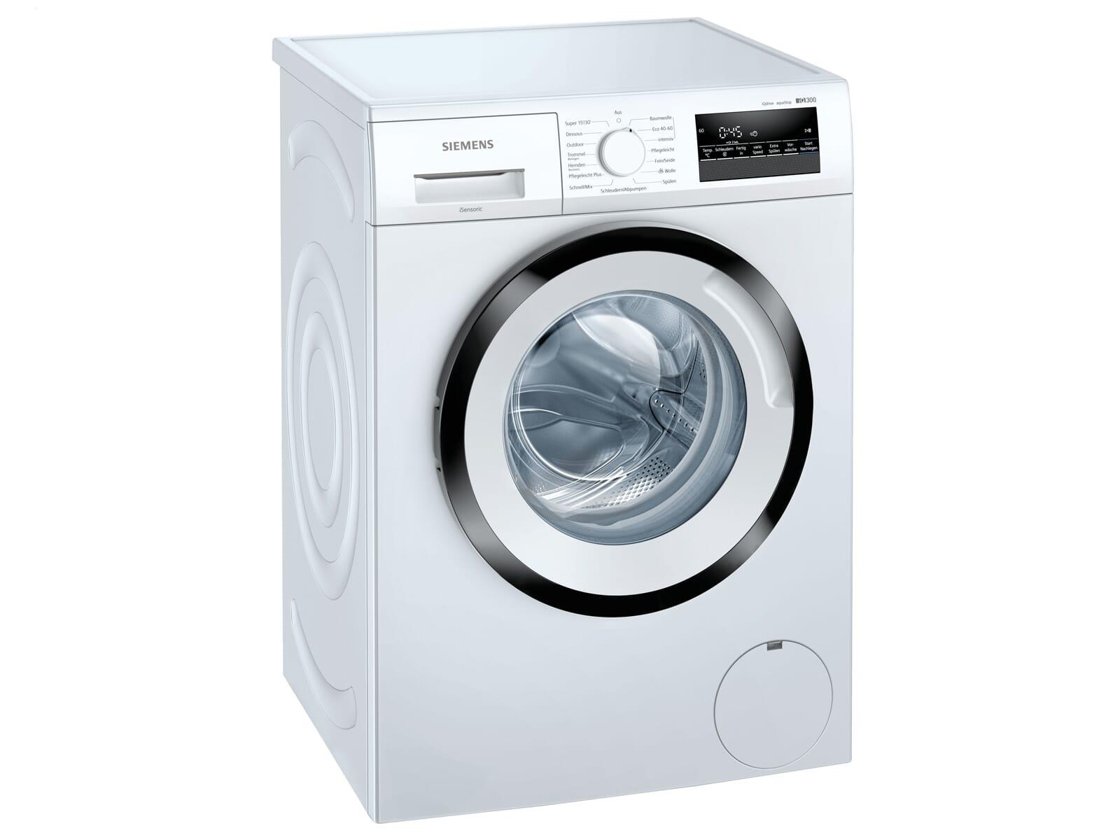 Siemens WM14N242 Waschmaschine Weiß