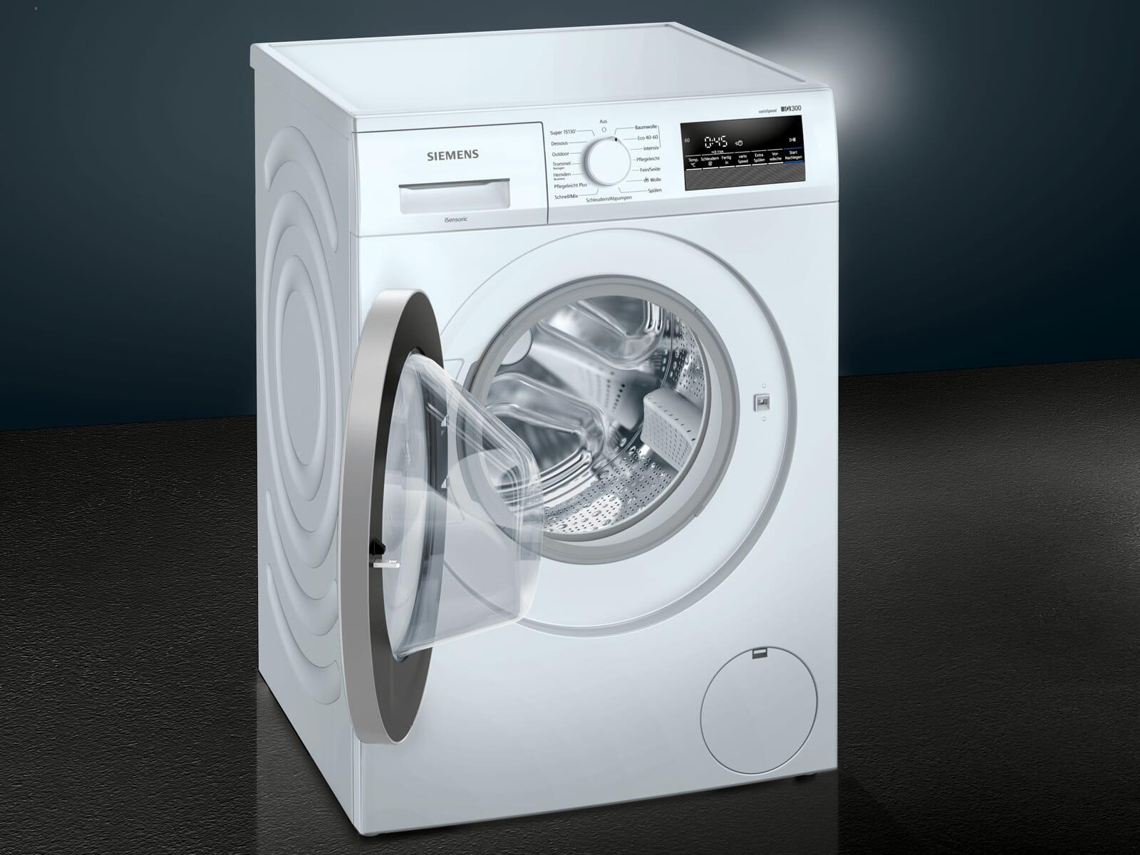 Siemens WM14NK20 Waschmaschine Weiß