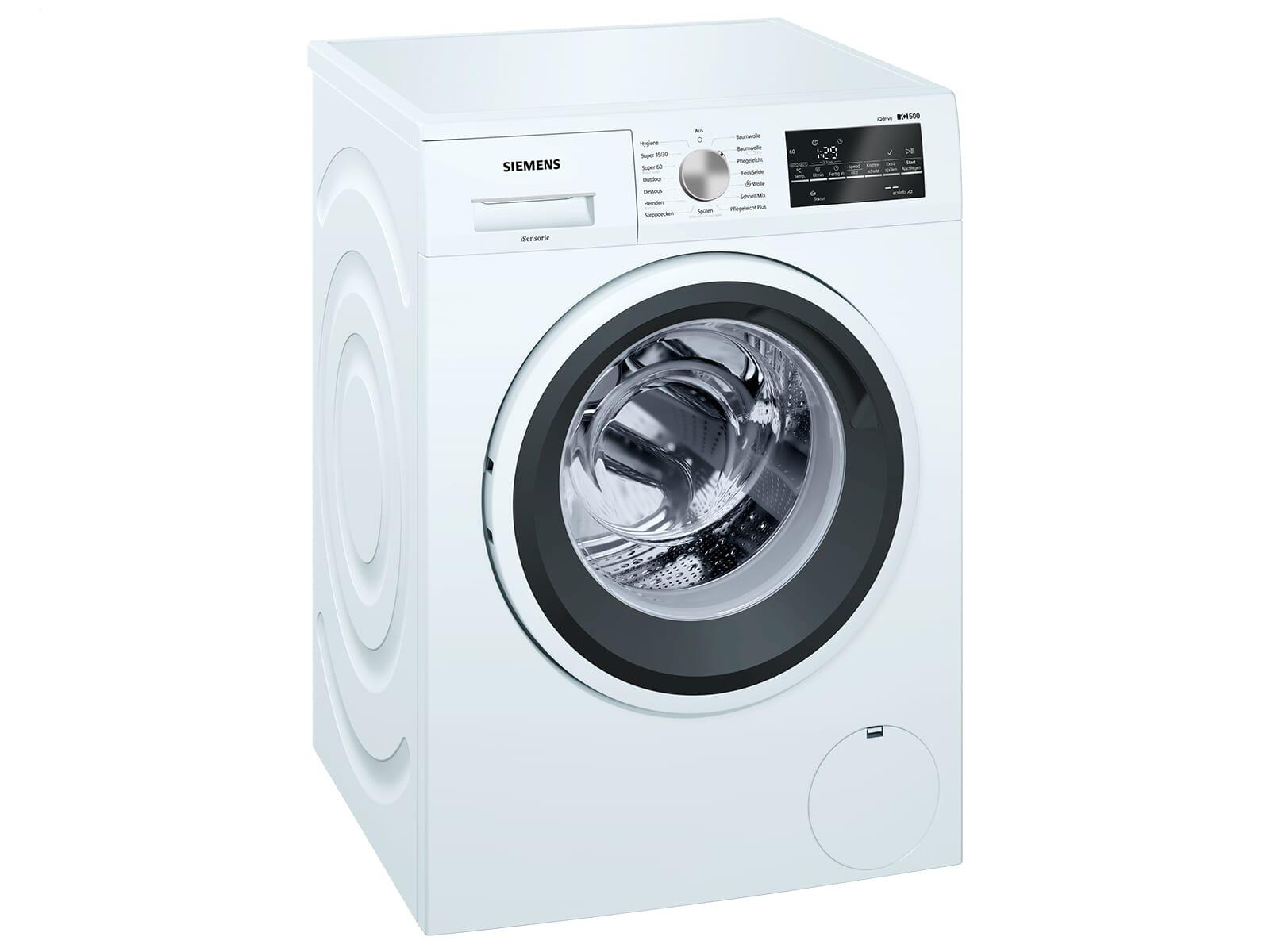 Siemens Waschmaschine Schleudert Nicht Mehr Automatisch Die Besten