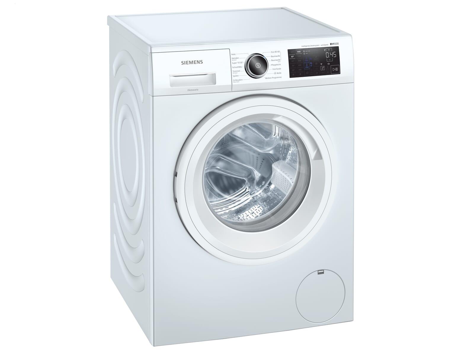 Siemens WM14UPA0 Waschmaschine Weiß