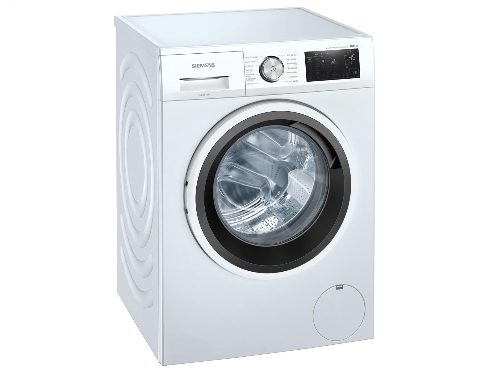 Siemens WM14UQ40 Waschmaschine Weiß