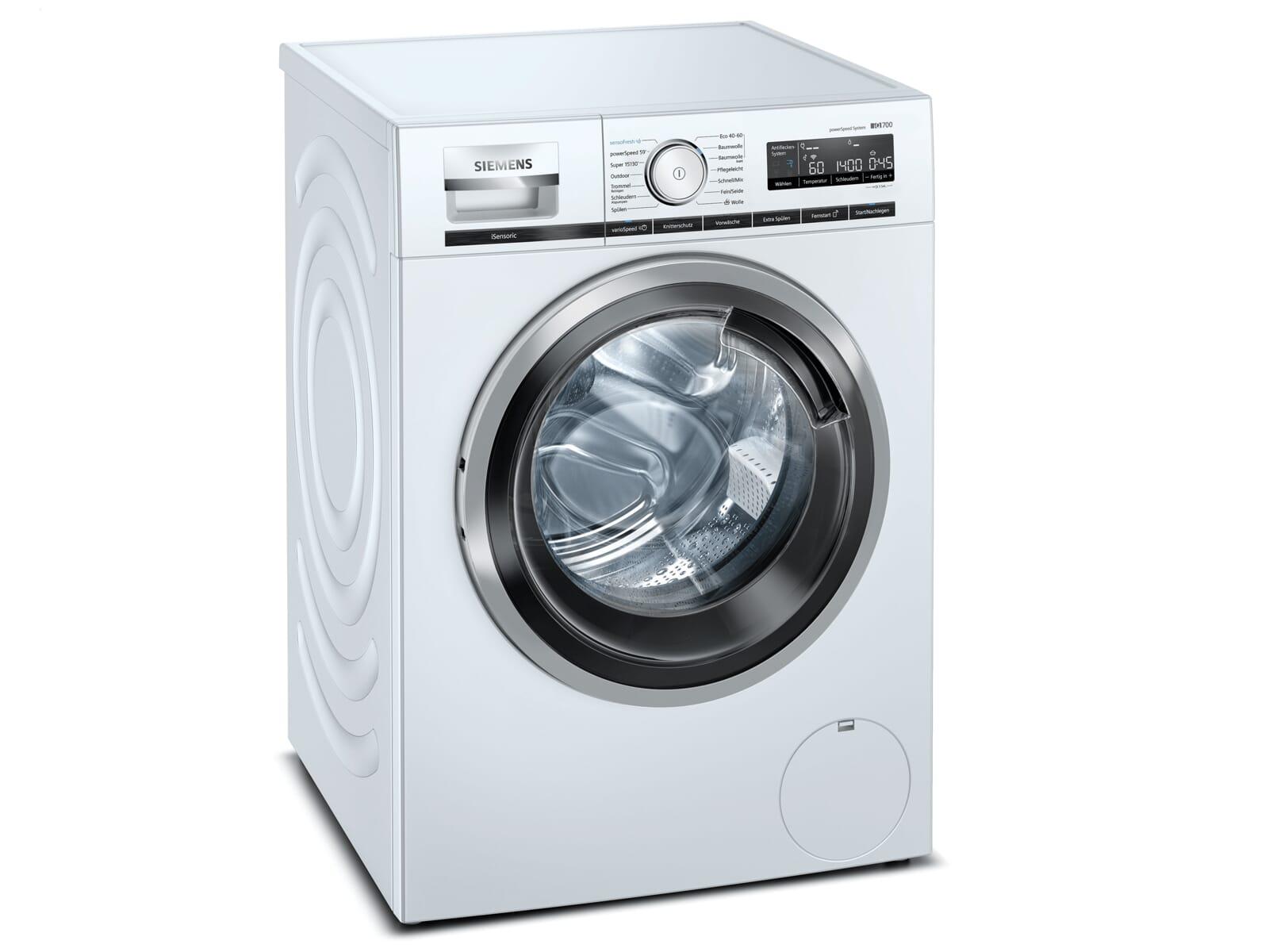 Siemens WM14VL41 Waschmaschine Weiß