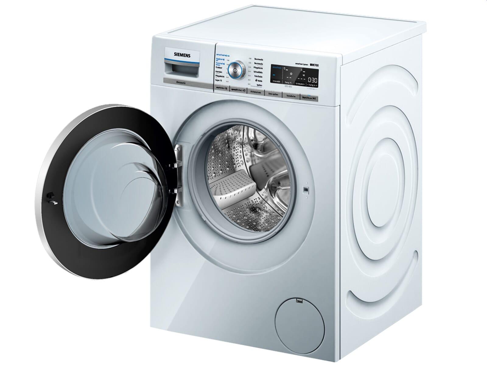 siemens wm14w740 waschmaschine wei. Black Bedroom Furniture Sets. Home Design Ideas