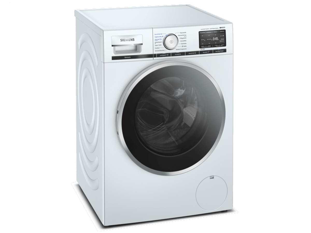 Siemens WM16FX40 Waschmaschine iQ8000 Weiß