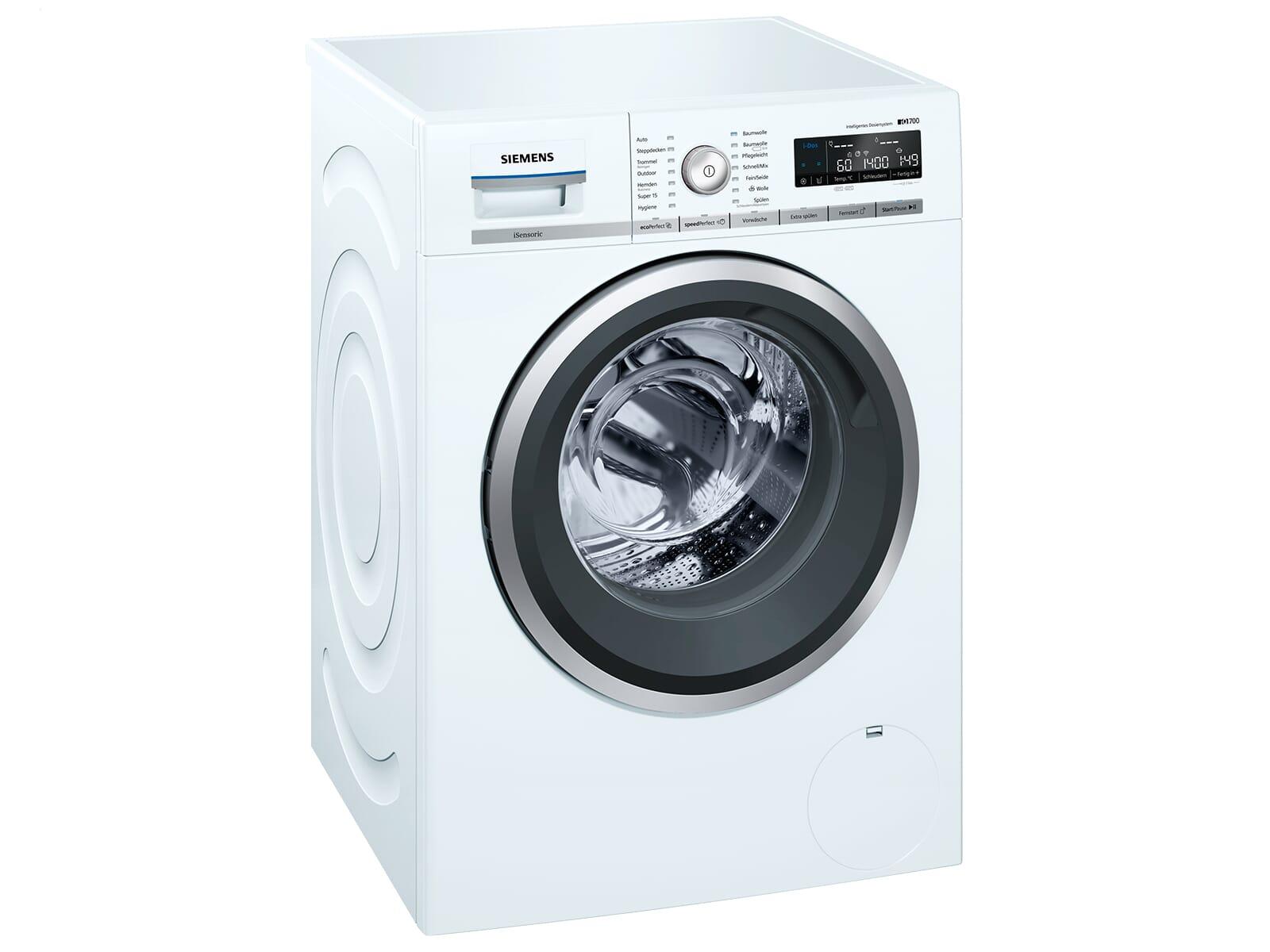 Siemens WM4WH640 Waschmaschine Weiß