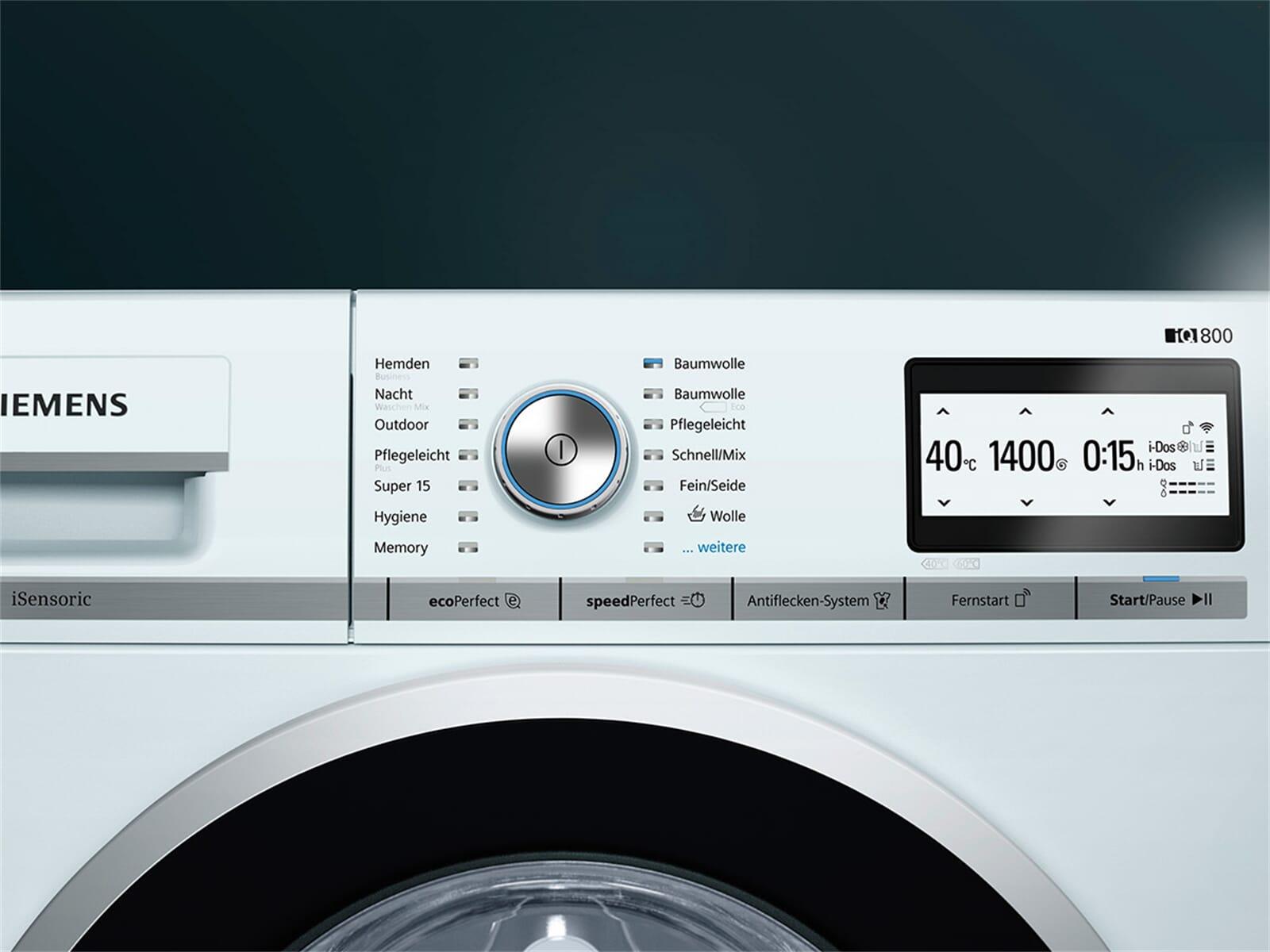 Siemens wm yh waschmaschine weiß ebay