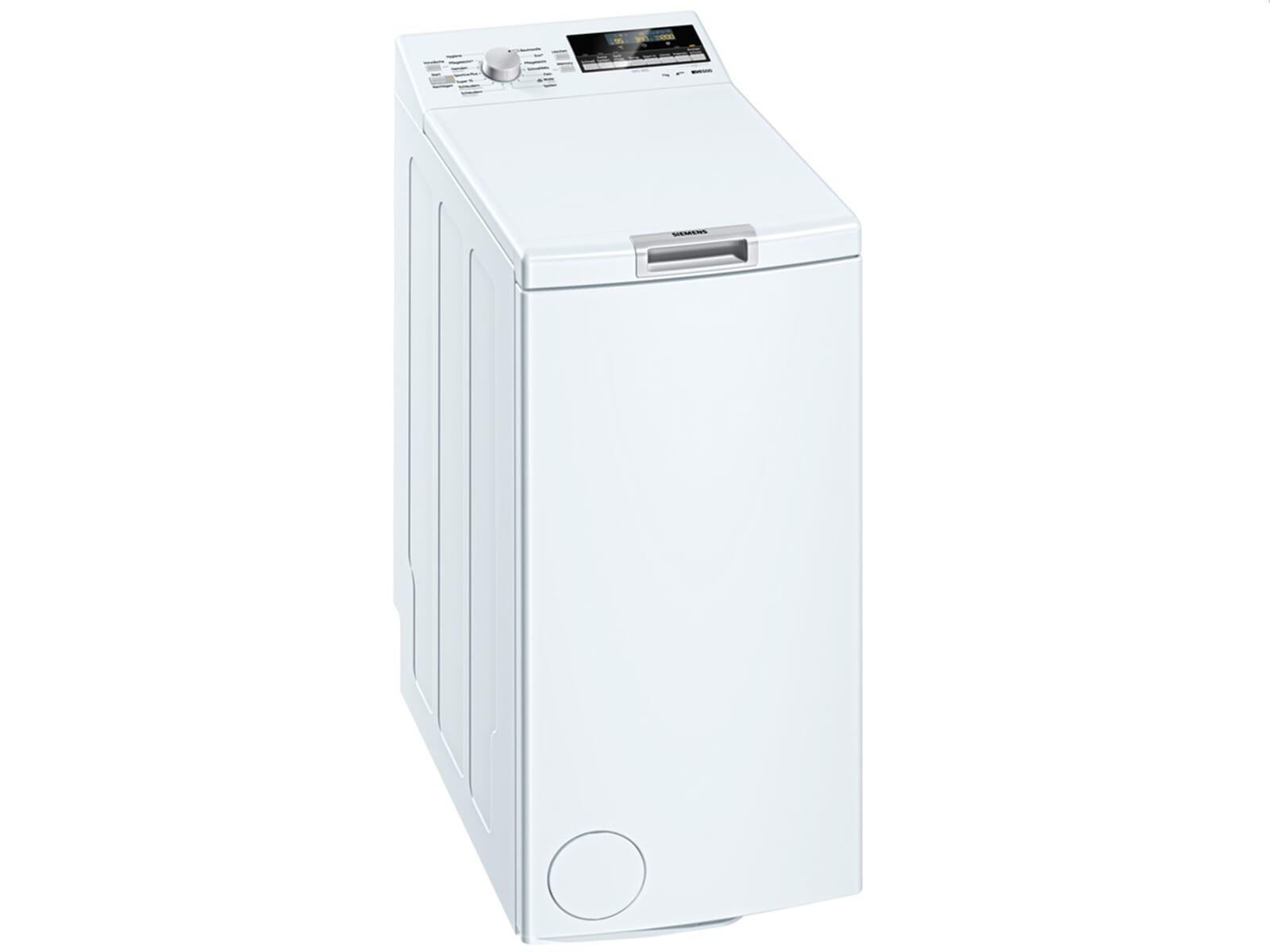 Siemens wp t waschmaschine weiß