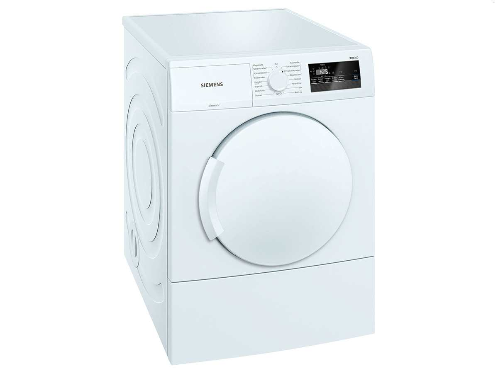 Siemens WT33A200 Trockner Weiß