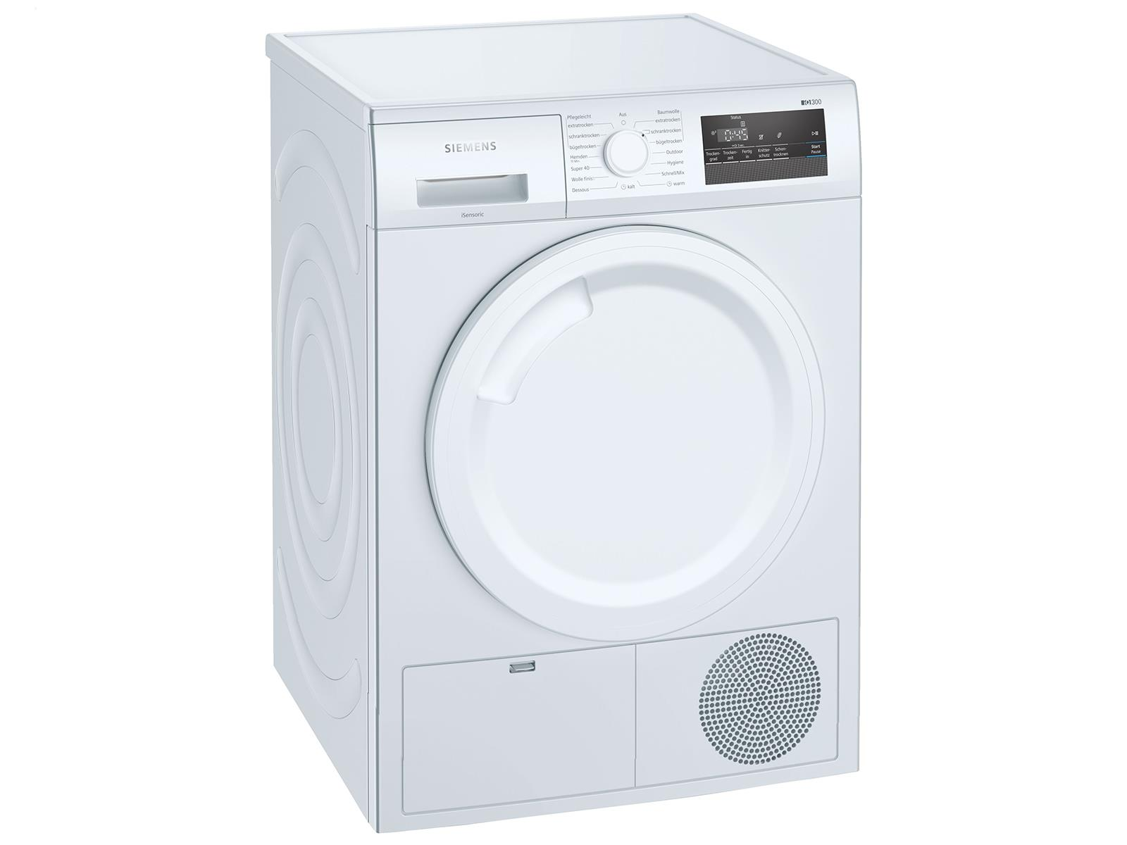 Siemens WT43N202 Trockner Weiß