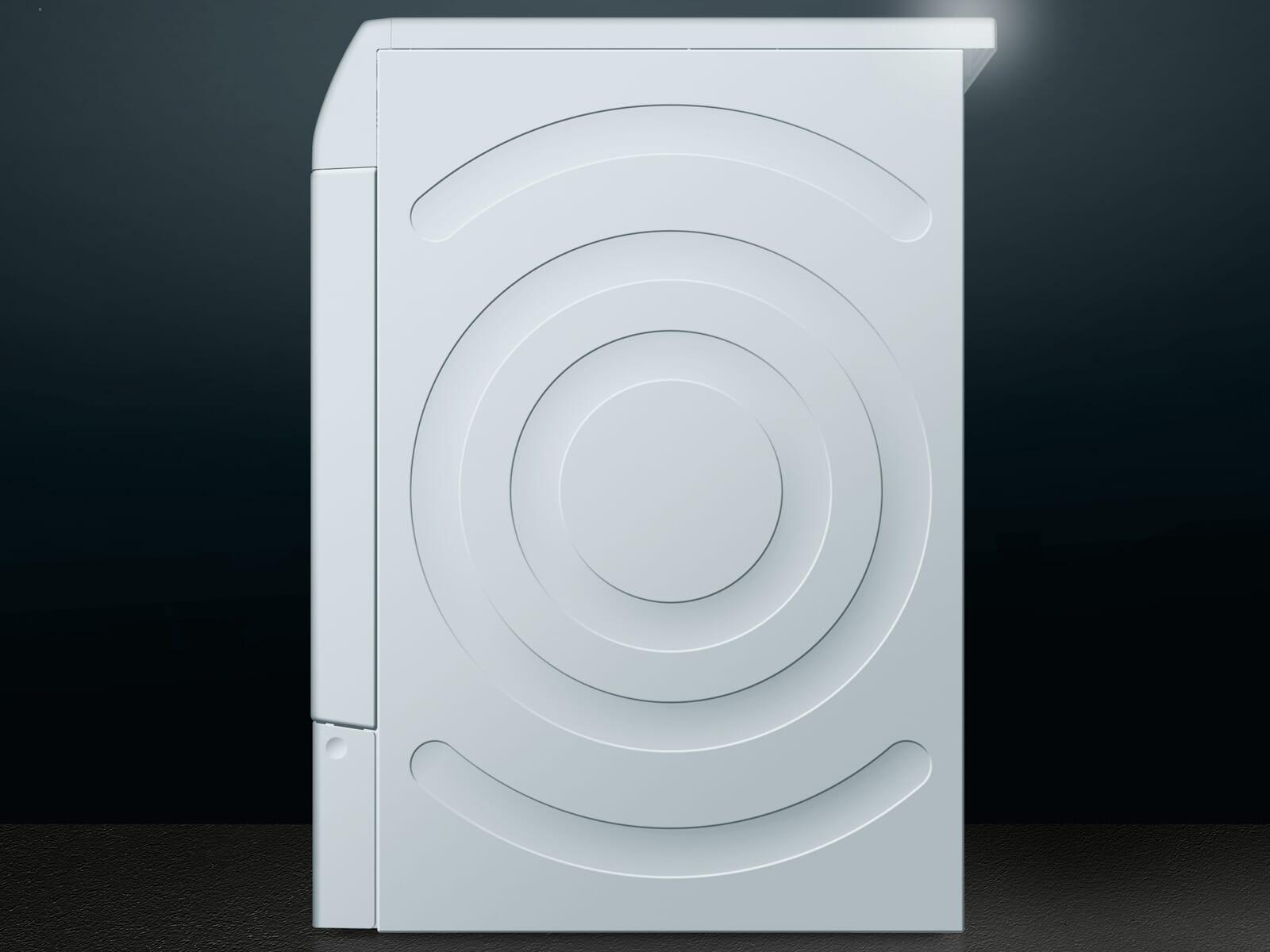Siemens WT45R4A8 Trockner Weiß