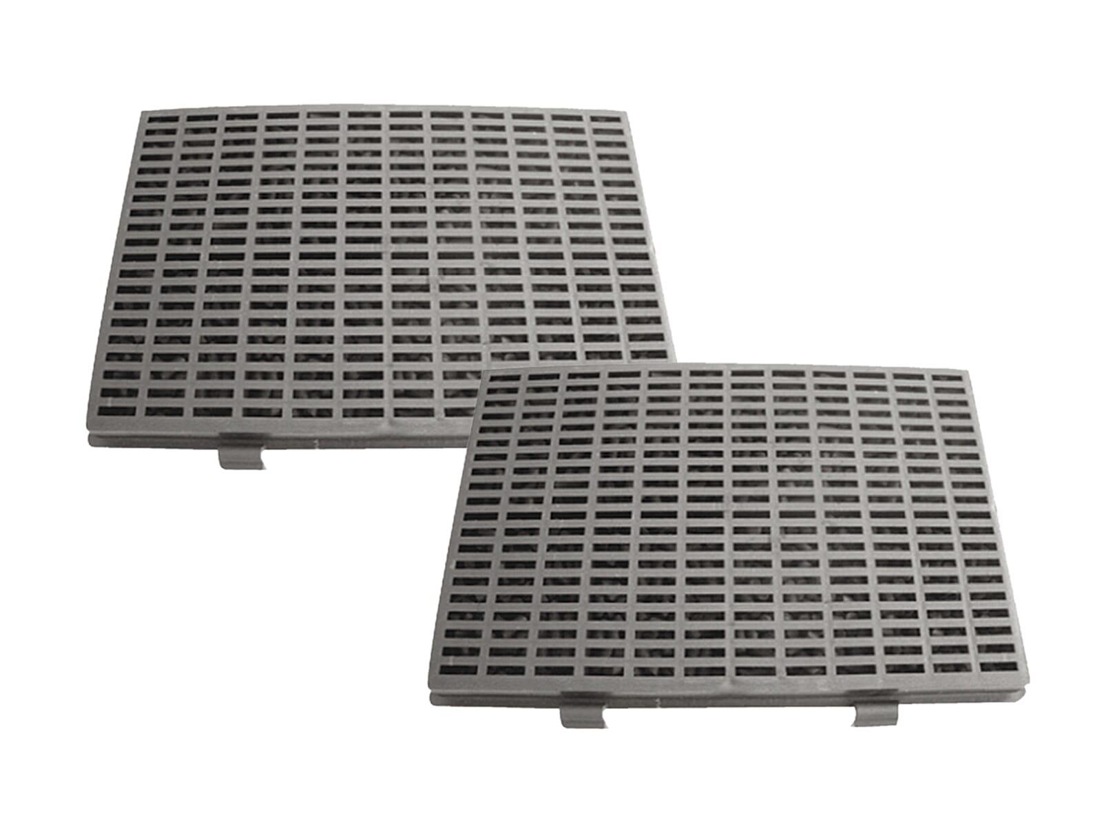 Silverline AF 200 (2 Stück) Aktivkohlefilterkassette-Sparset