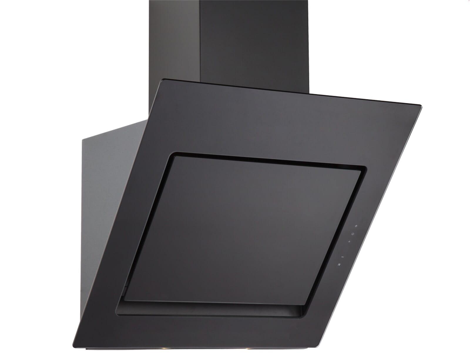 silverline auriga auw 685 2 s kopffrei wand dunstabzugshaube glas schwarz. Black Bedroom Furniture Sets. Home Design Ideas