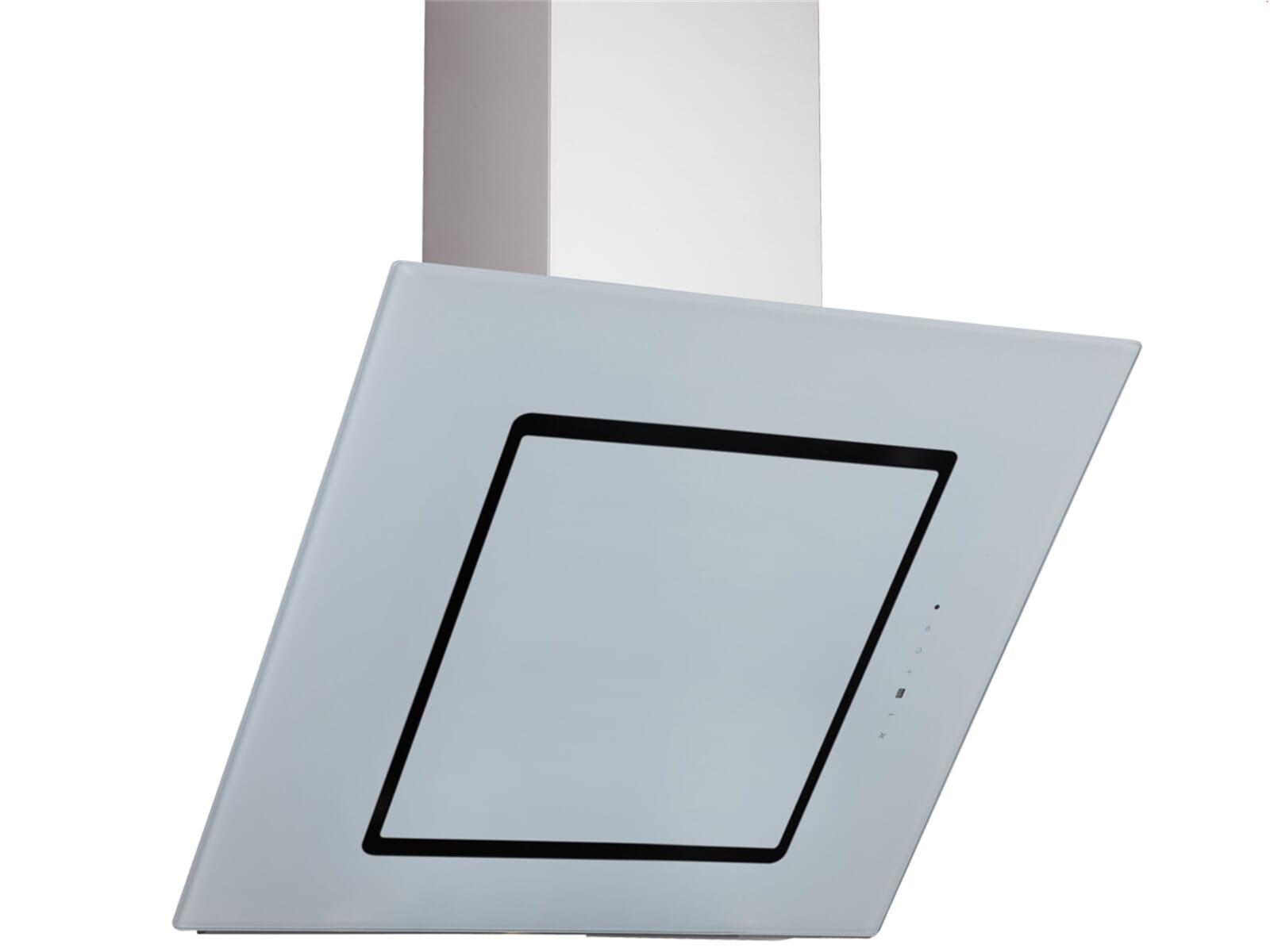 Silverline auriga auw 685.2 w kopffreihaube glas weiß