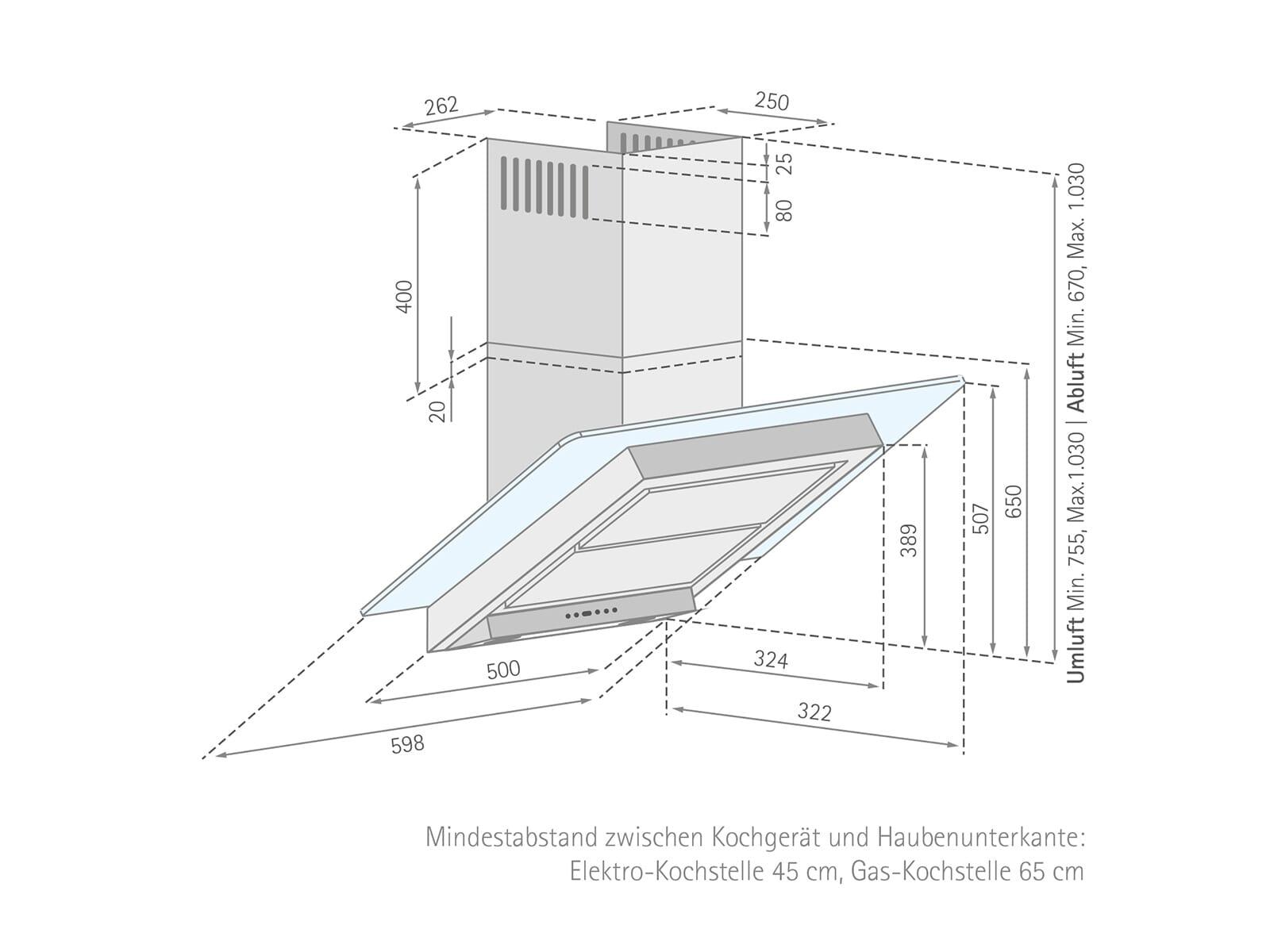 Silverline Perla Deluxe PEW 685.2 EK Kopffreihaube Edelstahl/Klarglas