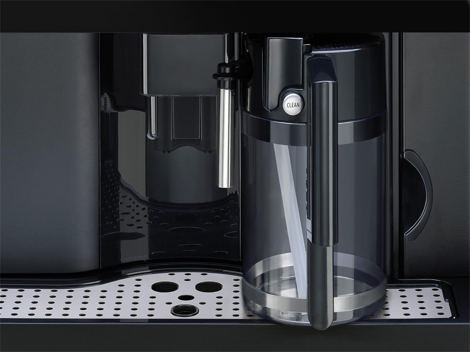 Gorenje Kühlschrank Kupfer : Smeg cms4601nr einbau espresso kaffeevollautomat schwarzglas kupfer