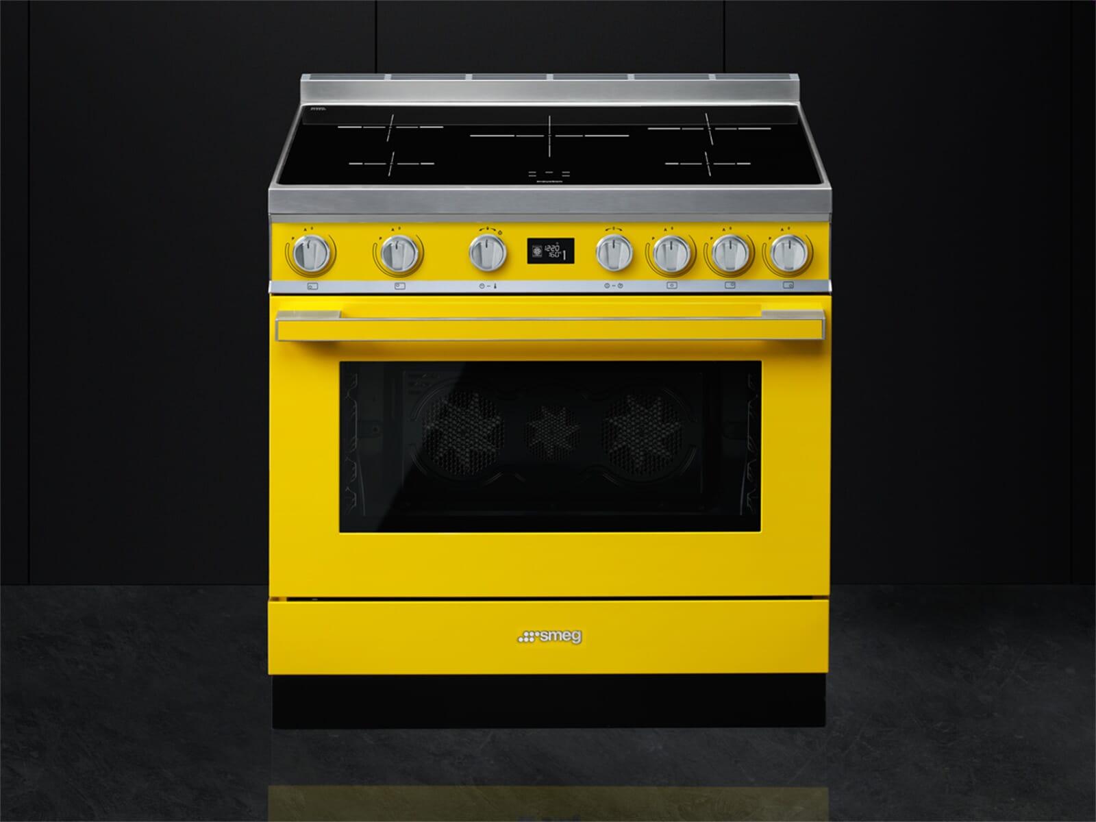 Smeg Kühlschrank Gelb : Smeg deutschland hausgeräte made in italy mit design und