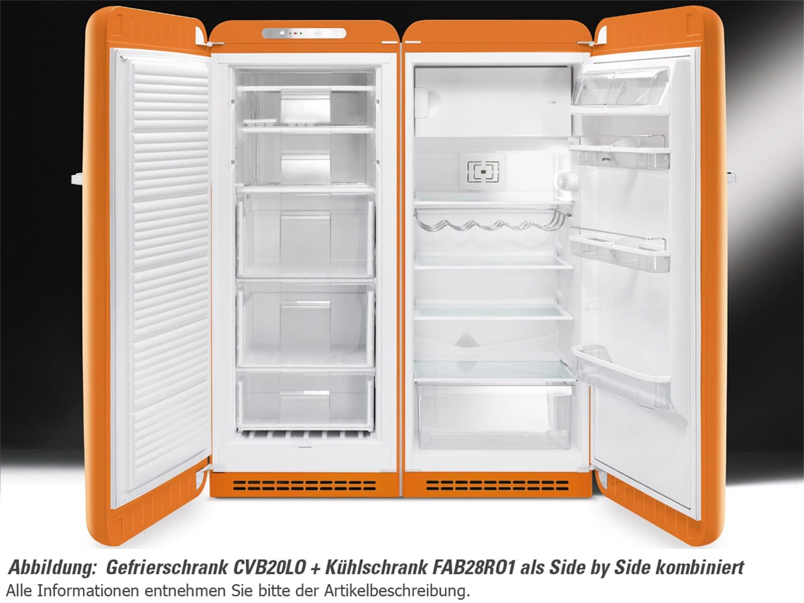 Smeg Kühlschrank Biofresh : Smeg kühlschrank biofresh smeg fab lr standkühlschrank rot smeg