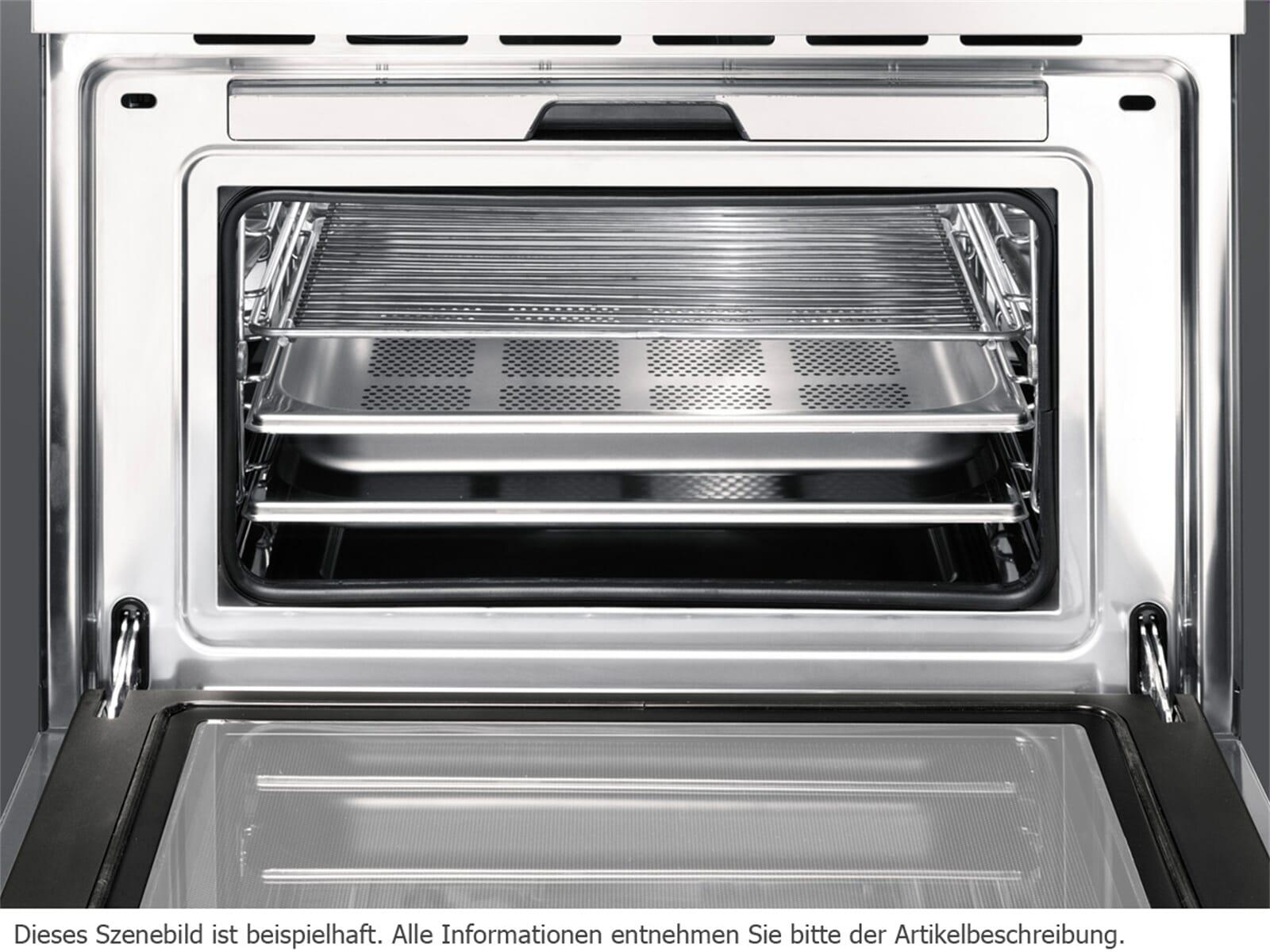 Smeg SC45VB2 Kompakt Dampfgarer Weiß für 1139,00 EUR