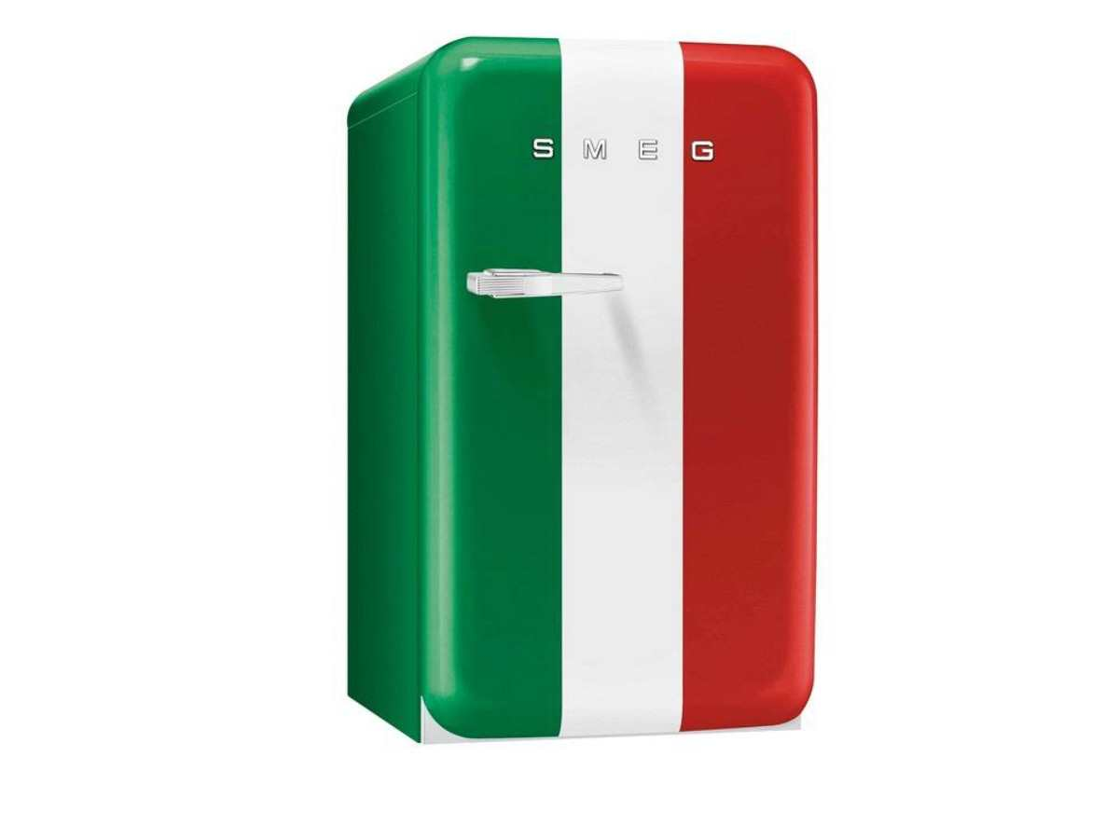 Smeg FAB10HRIT Stand Flaschenkühlschrank Italia