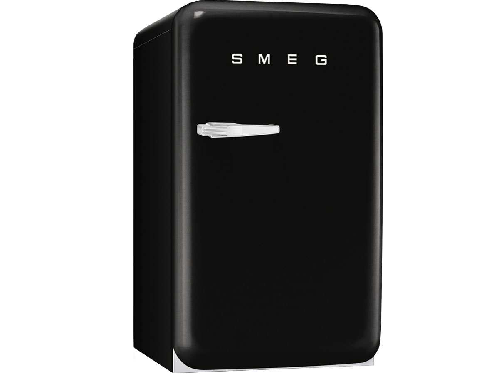 Smeg Kühlschrank Nach Transport : Smeg fab rne standkühlschrank schwarz