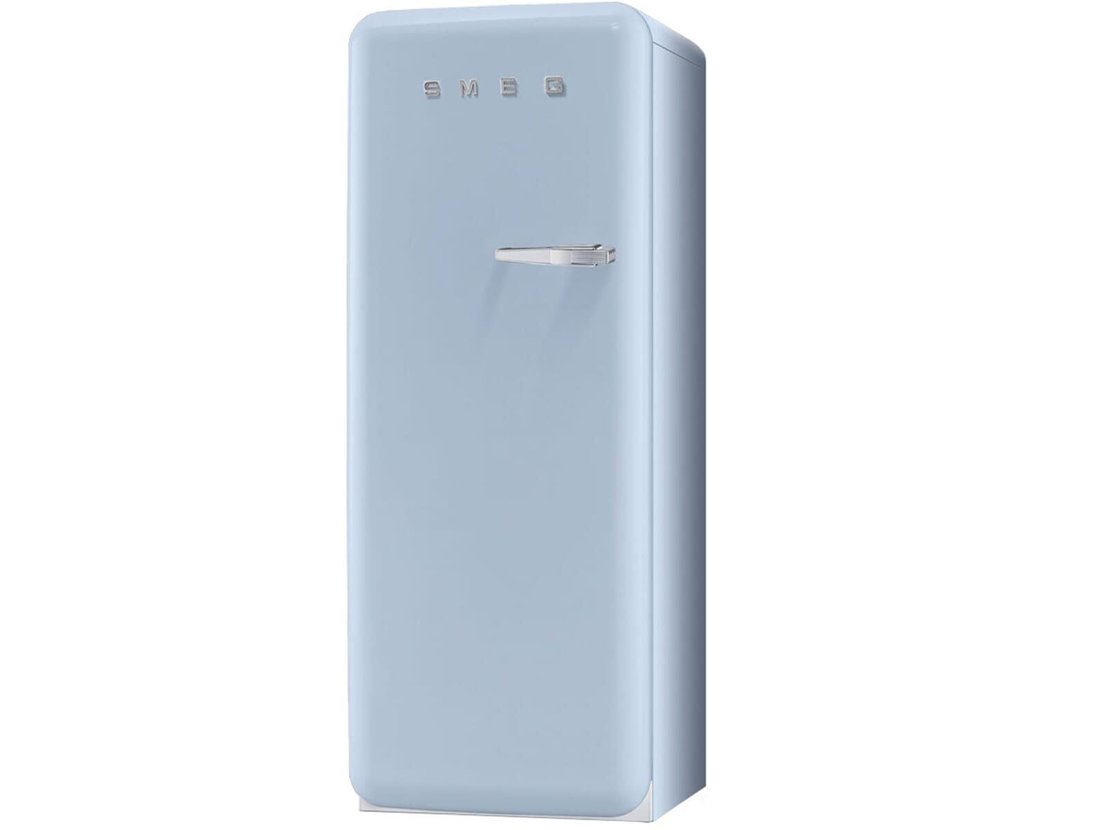 Smeg Kühlschrank Homepage : Smeg fab laz standkühlschrank pastellblau