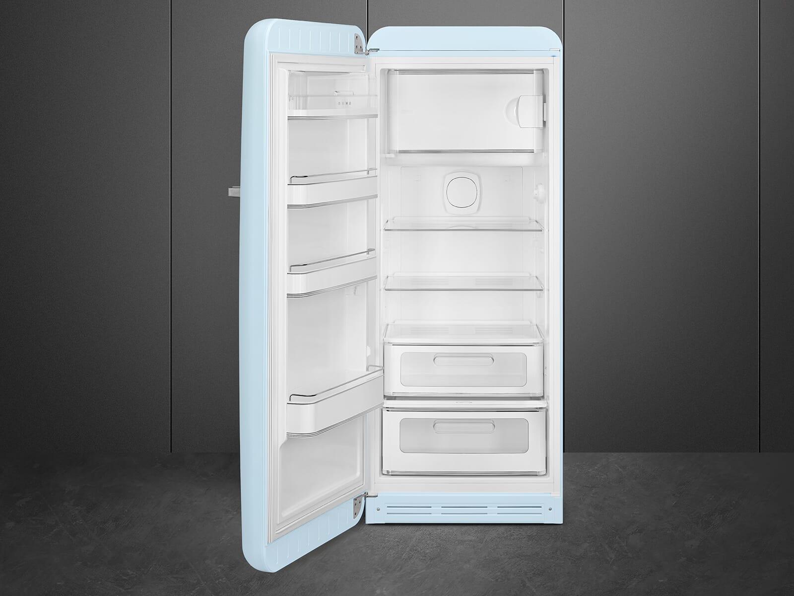 Smeg FAB28LPB3 Standkühlschrank Pastellblau