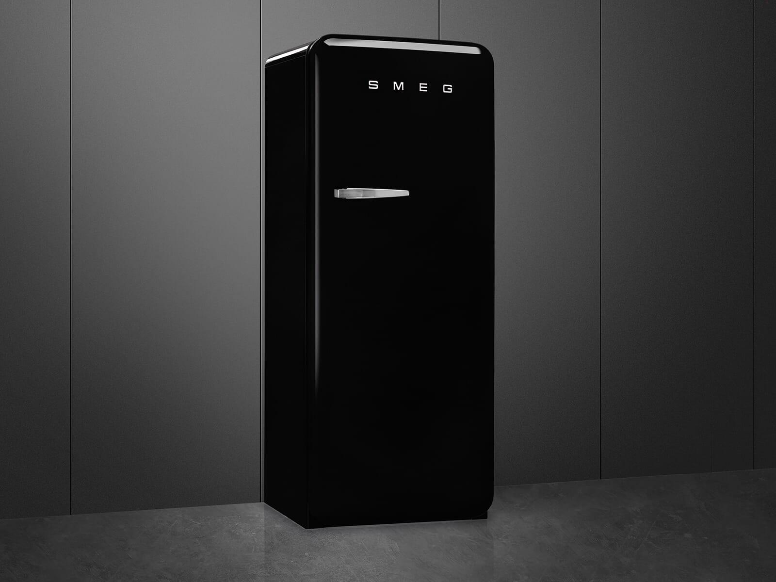 Smeg FAB28RBL3 Standkühlschrank Schwarz