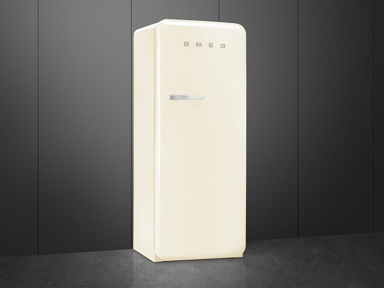 Smeg FAB28RCR3 Standkühlschrank Creme