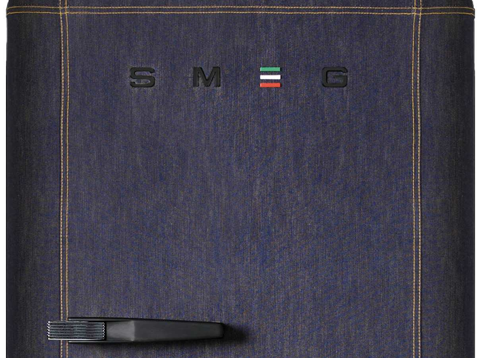 Smeg Kühlschrank Verkaufen : Smeg fab28rdb standkühlschrank jeans denim blue