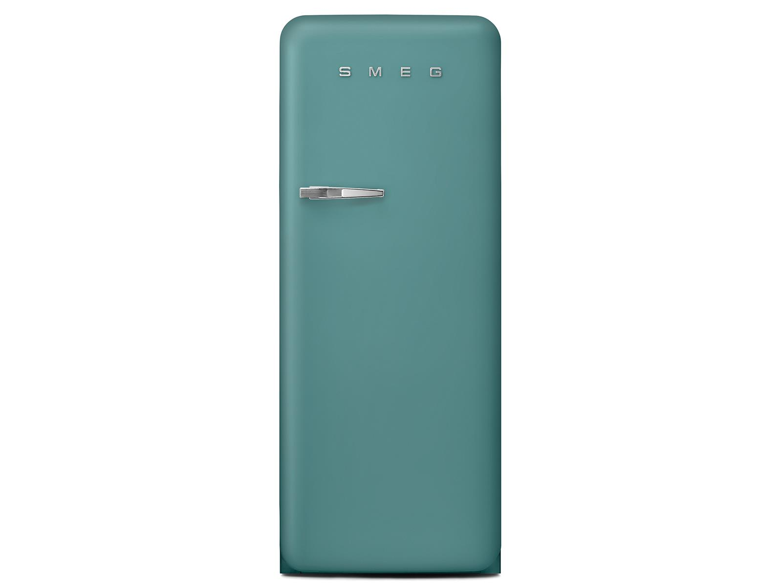 Smeg FAB28RDEG5 Standkühlschrank Emerald Green