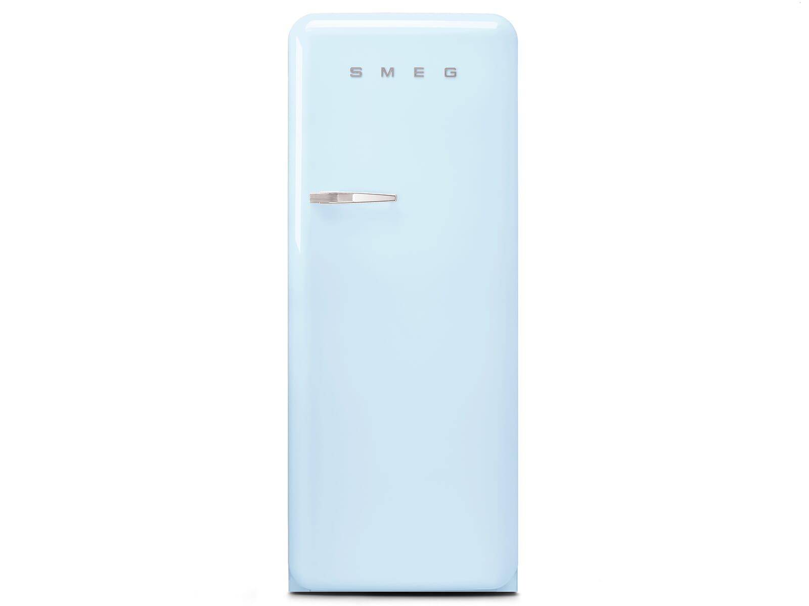 Smeg Kühlschrank Black Velvet : Smeg fab rpb standkühlschrank pastellblau