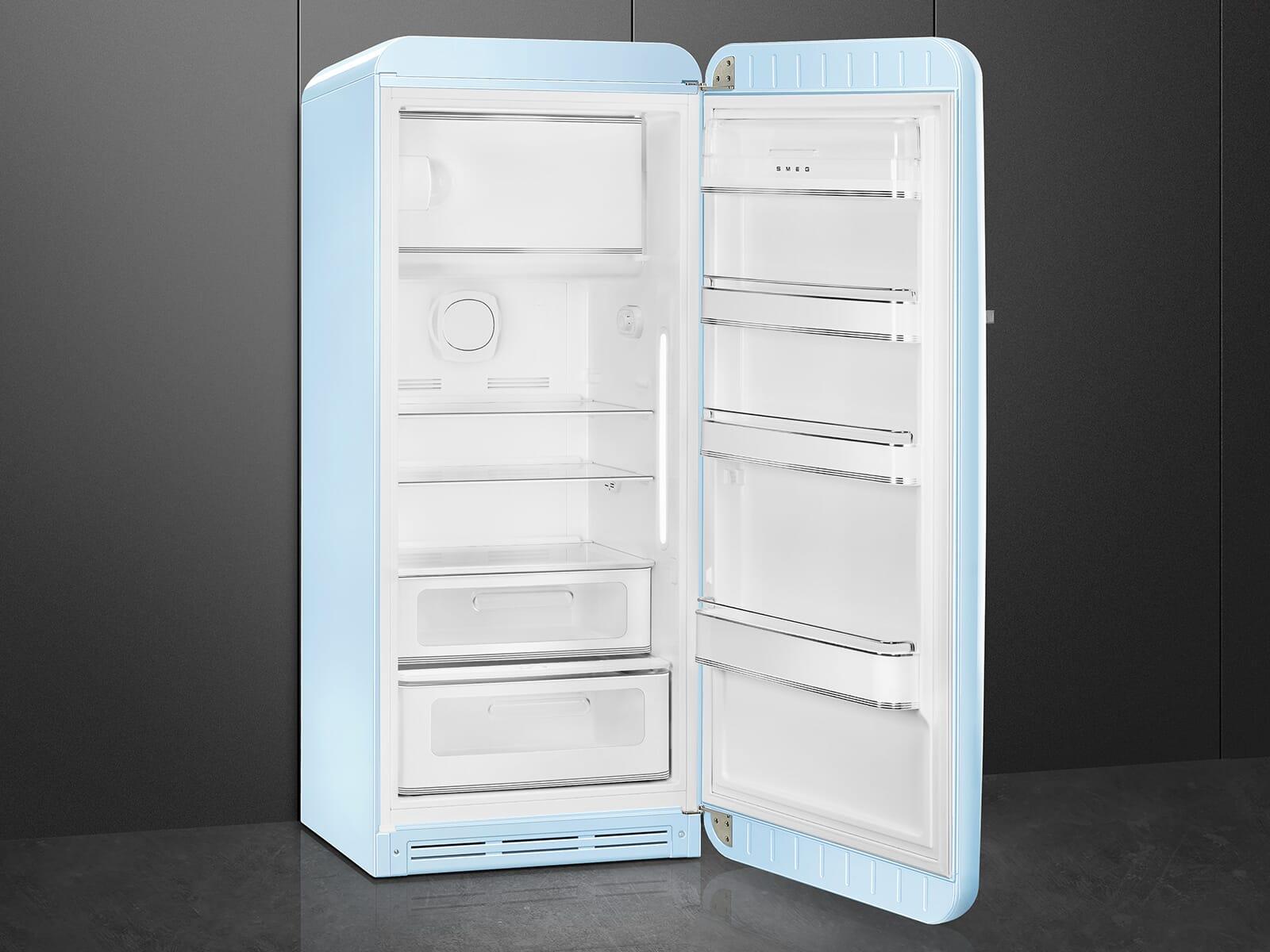 Smeg FAB28RPB3 Standkühlschrank Pastellblau