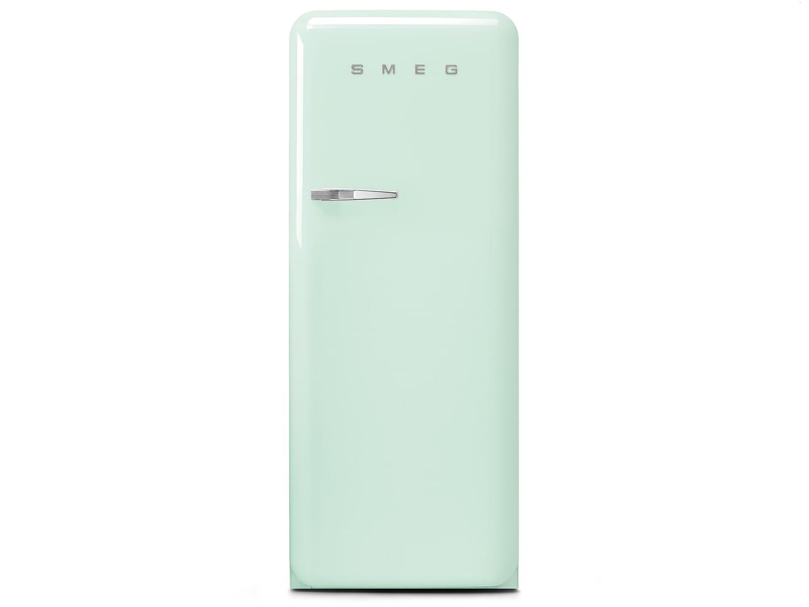 Smeg Kühlschrank Pastelgrün : Smeg fab rpg standkühlschrank pastellgrün