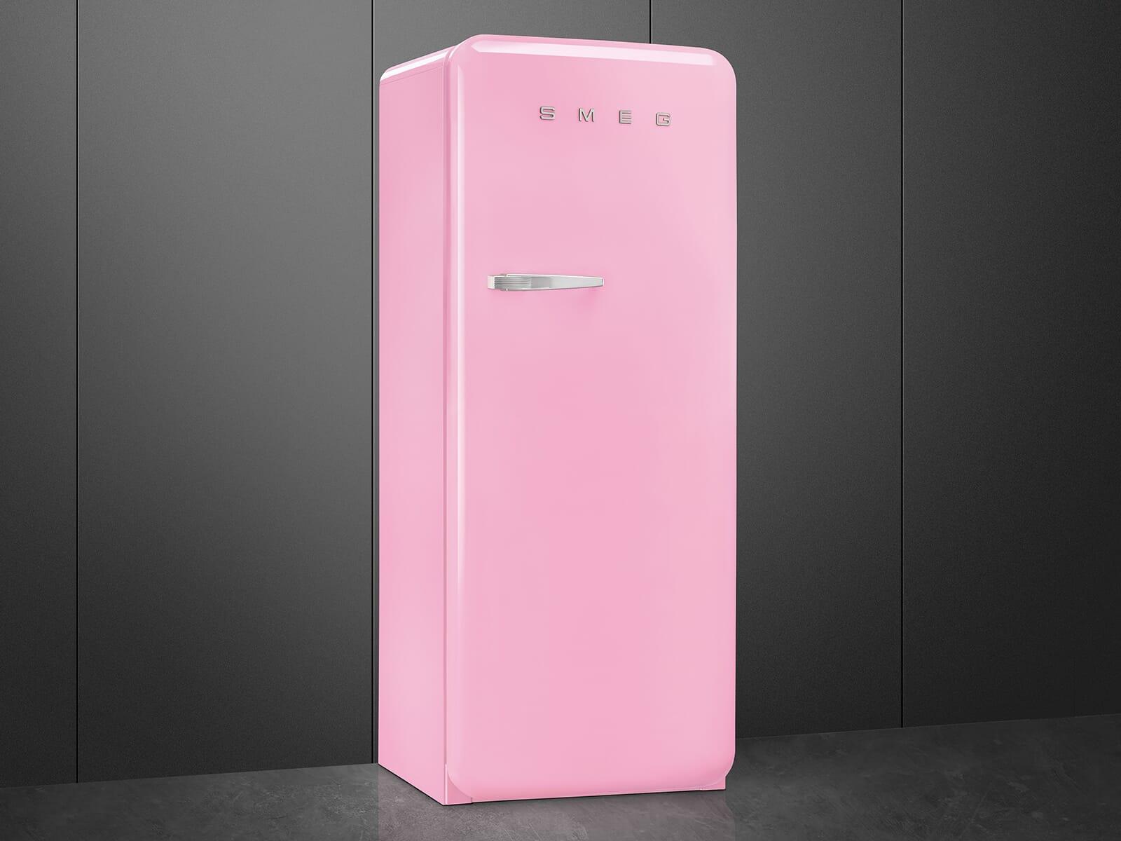 Smeg FAB28RPK3 Standkühlschrank Cadillac Pink