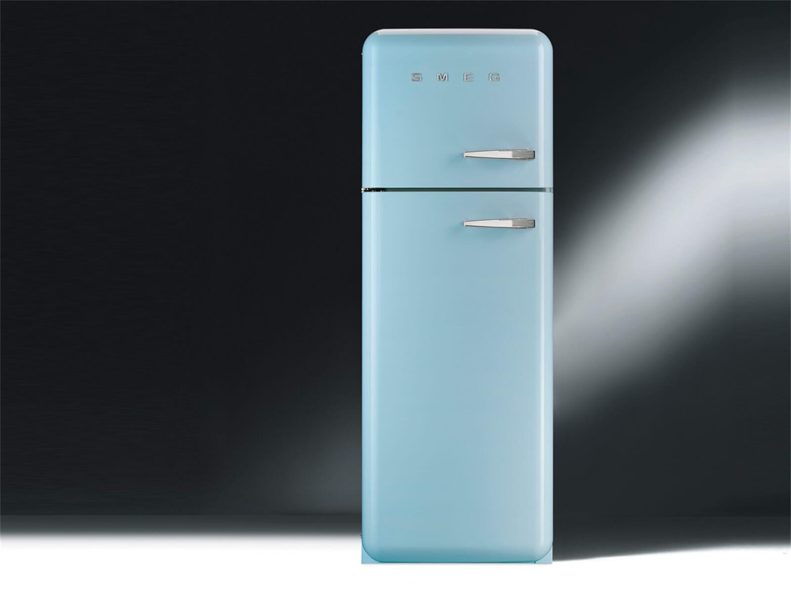 Smeg FAB30LAZ1 Kühl-Gefrierkombination Pastellblau