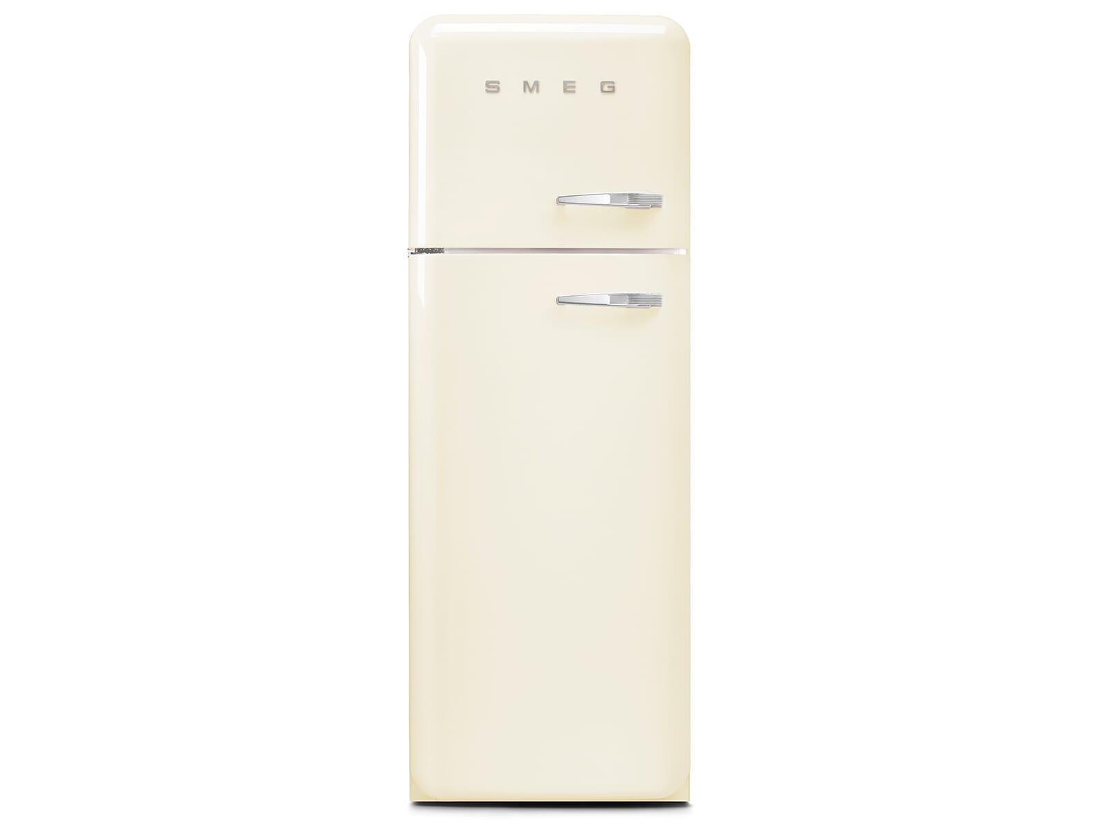 Smeg Kühlschrank 140 Cm : Smeg fab30lcr3 standkühlschrank creme