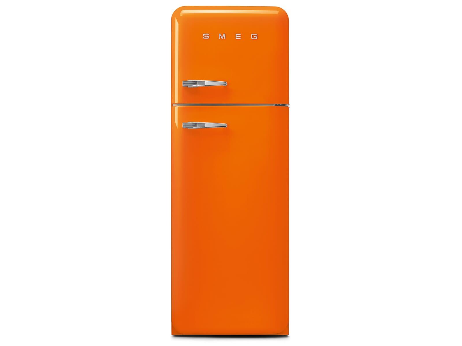 Smeg FAB30ROR3 Kühl-Gefrierkombination Orange