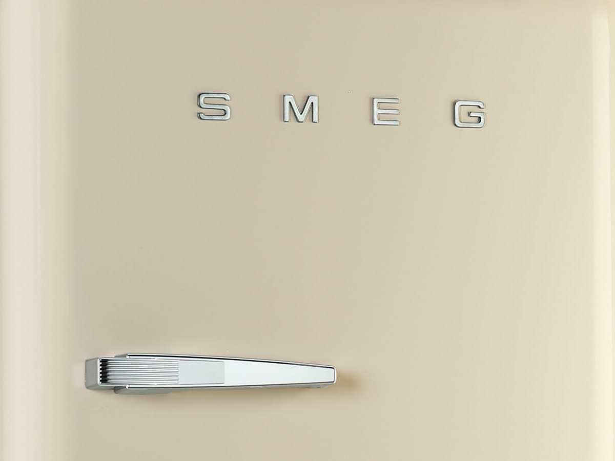 smeg fab30rp1 k hl gefrierkombination creme. Black Bedroom Furniture Sets. Home Design Ideas